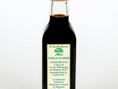 Aceto balsamico al tartufo 100ml