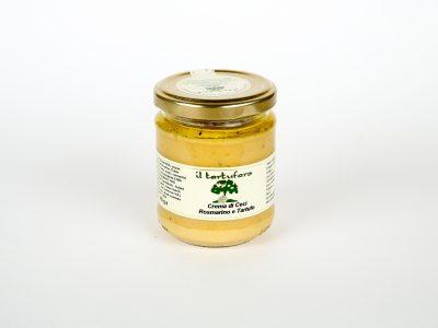 Crema di ceci rosmarino e tartufo 170gr