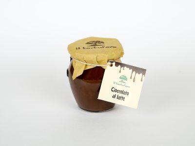 Cioccolato al latte 230gr
