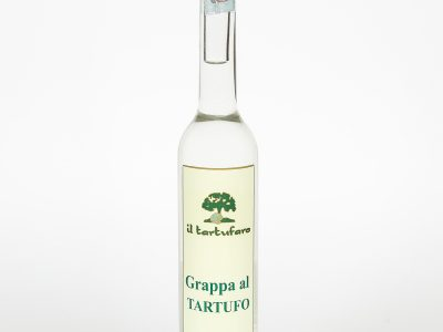 Grappa al tartufo 100ml
