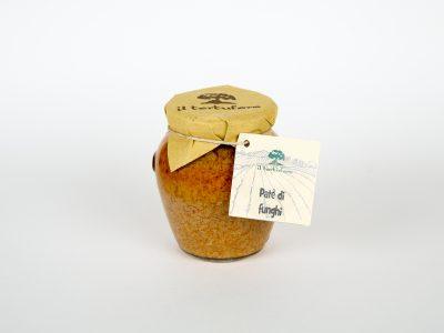 Patè di Funghi Porcini 314gr