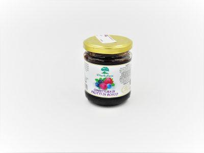 Confettura di Frutti di Bosco 200gr