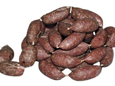 Salsiccia secca di cinghiale Norcia 250 gr